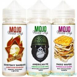Жидкость Mojo Vape 120 мл World Trip