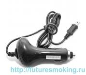 Автомобильный microUSB адаптер 1000 mA черный (в прикуриватель) ACTIV