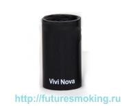 Бак для ilfumo Vivi Nova металлический черный (Vision)