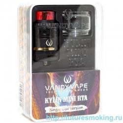 Бакомайзер Kylin Mini 24 Черный 3/5 мл Vandy Vape