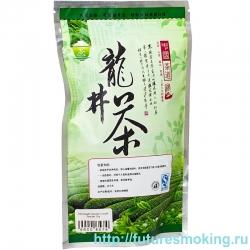 Чай Зеленый Лун Цзин (Колодец Дракона) 50гр