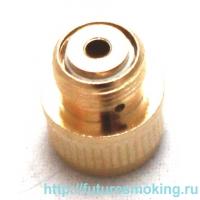 510 Коннектор атомайзера золотой