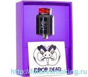 Дрипка Drop Dead 24mm Черный (Hellvape)