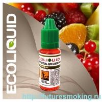 Жидкость EcoLiquid Фруктовая 15 мл