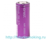Аккумулятор 26650 3500 mAh Efest Purple IMR 3.7V 64А