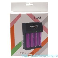 Зарядное устройство Efest Pro C4