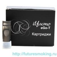 Картридж-танк ilfumo eGo-T тип B пустые (упаковка 5шт)