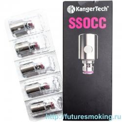 Испаритель KangerTech SSOCC SUS316L 0.2 Ом 25-60W