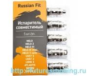 Испаритель Russian Fit EC 0.5 Ом 30-100W