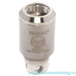 Испаритель Smok TFV4 TF-Т2 Air Core Ni 1.5 Ом 20-40W