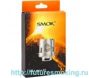 Испаритель Smok TFV8 X-BABY Q2 0.4Ом 40-80W best 55-65W