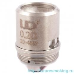 Испаритель UD Zephyrus 0.2 Ом 20-45 W (Органический хлопок)