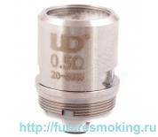 Испаритель UD Zephyrus 0.5 Ом 20-50 W (Органический хлопок)