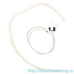Сменная спираль 1.8 Ом две спирали для Обслуживаемых Атомайзеров (Magoo)