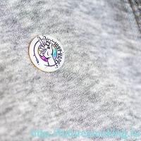 Металлический Значок Just Vape на Цанге Круг 17 мм