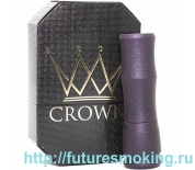 МехМод Crown Алюминий Фиолетовый Металлик