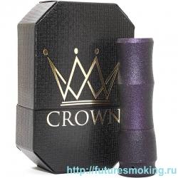 МехМод Crown Латунь Фиолетовый Металлик