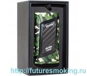 Мод ALIEN 220 W TC Черно-Зеленый SmokTech