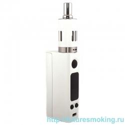 Мод eVic VTC Mini 75W Белый + Клиромайзер eGo One Mega (Батарейный мод JoyeTech)