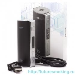 Мод iStick 60W TC Стальной + microUSB<-USB кабель (без аккумулятора) Eleaf