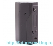 Мод Reuleaux 200W RX200 TC Черный Без Аккумулятора (Батарейный мод Wismec)