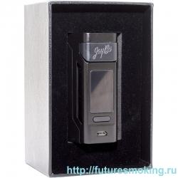 Мод Reuleaux RX2 20700 200W Черный Без Аккумулятора (Батарейный мод Wismec)
