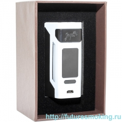 Мод Reuleaux RX2 21700 230W Черно-Белый Без Аккумулятора (Батарейный мод Wismec)