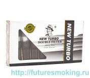 Мундштук-фильтры для сигарет Medwakh Turbo Tip Black 6 шт