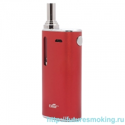 Набор iStick Basic Красный 2300 mAh + Клиромайзер GS Air 2 Eleaf