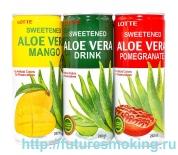 Напиток Lotte Aloe Vera 240 мл