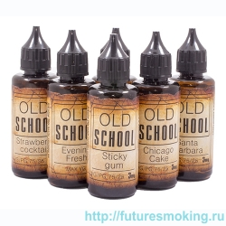 Жидкость OLD SCHOOL 50 мл