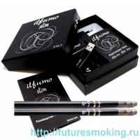 Подарочный набор ilfumo Slim-T Черный 340mAh (510-T XL)