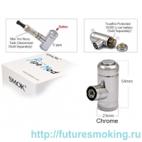 МехМод E-Pipe (Батарейный мод) 18350 SMOKtech