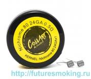 Спираль Coil Art Нихром-80 24GA 0.5 Ом