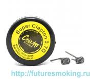 Спираль Coil Art Super Clapton 0.7 Ом (26GA+32GA/0.1*0.9)