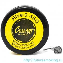 Спираль Coil Art Tiger 0.36 Ом (26GA A1/0.2*0.8)