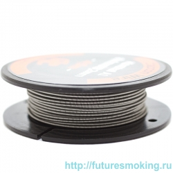 Спираль Hot Coils 4.5метра Clapton Wire Kantal A1 0.2*0.4