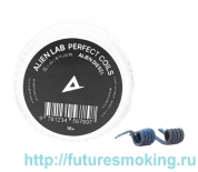 Спирали Alien Lab 2 шт Alien Diesel Coils 0.08 Ом NiCr0.5*2+NiCr0.12