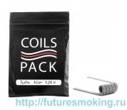 Спирали Coils Pack 20 шт Penta Alien 0.07 Ом