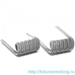 Спирали Super Coils для Плат Stitched Alien 0.15 Ом 6 витков 2 шт