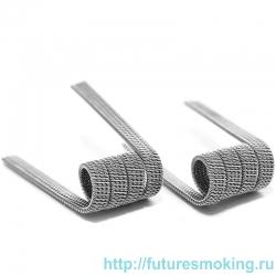 Спирали Super Coils для Плат Triple Staggered 0.15 Ом 5 витков 2 шт