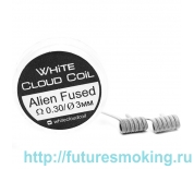 Спирали White Cloud Coil для Плат Alien Fused 0.30 Ом 2 шт