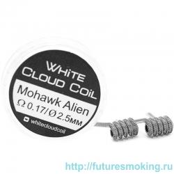 Спирали White Cloud Coil для Плат Mohawk Alien 0.17 Ом 2 шт