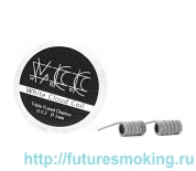 Спирали White Cloud Coil для Плат Triple Fused Clapton 0.2 Ом 2 шт