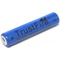 Аккумулятор 14650 1600 mAh Trustfire 3.7V незащищенный
