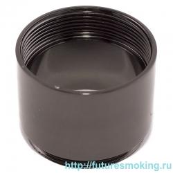 Удлинительное кольцо для E-Pipe Черный (Батарейный мод) SMOKtech