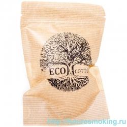 Вата Ecco Cotton 8 шт 10 гр (Японский Органический Хлопок)