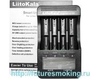 Зарядное устройство LiitoKala Lii-500 12V 4x + автомобильный адаптер (для всех типов аккумуляторов)