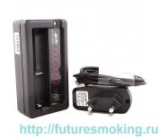 Зарядное устройство универсальное для все аккумуляторов (1x) Efest XSmart USB Single Charger, (3.7V)