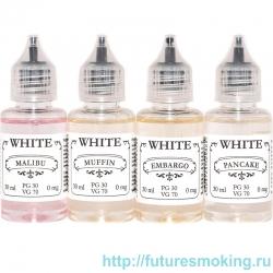 Жидкость EcoCig 30 мл White